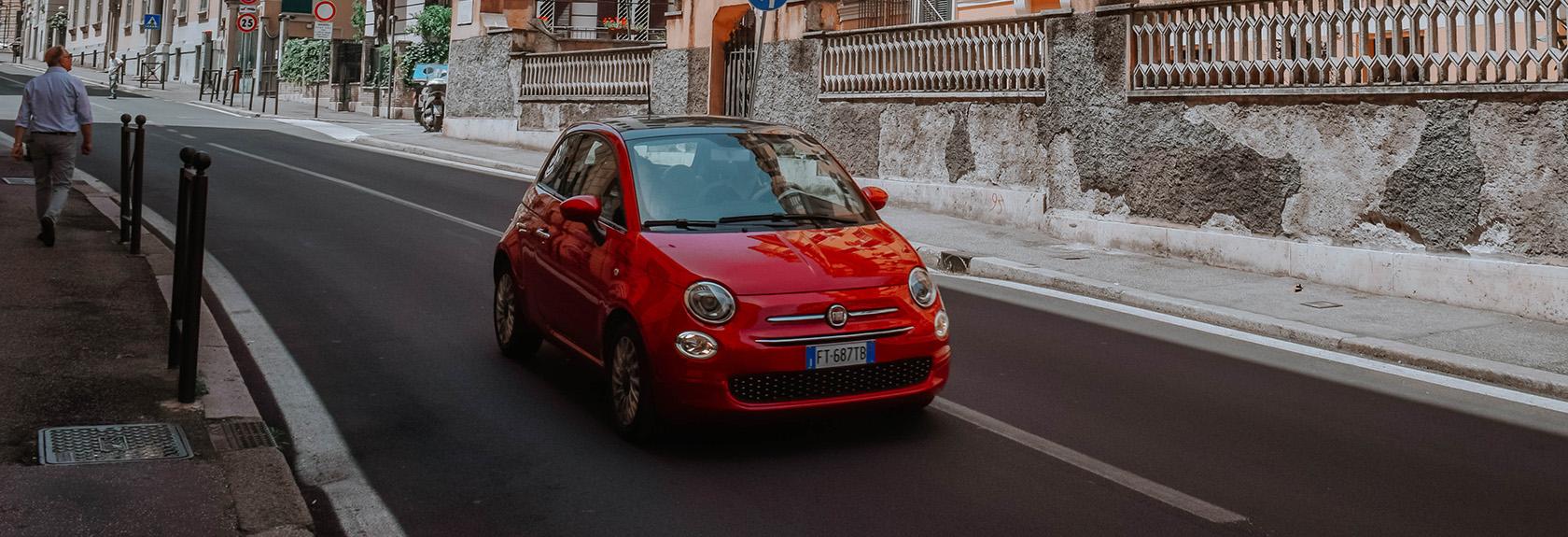 Auto huren in Rome