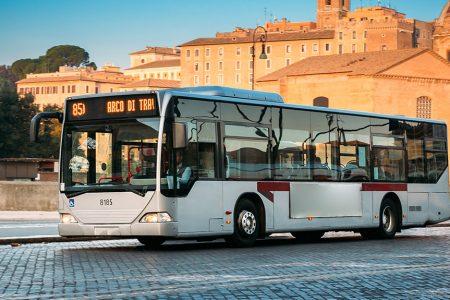 Buslijnen in Rome & bussen in Rome