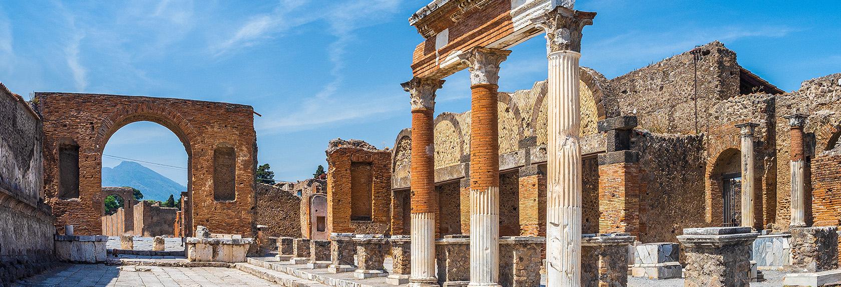 Dagtour naar Pompeii vanuit Rome
