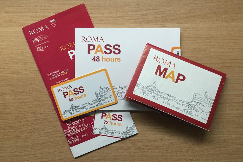 De Roma Pas - de kortingskaart van Rome