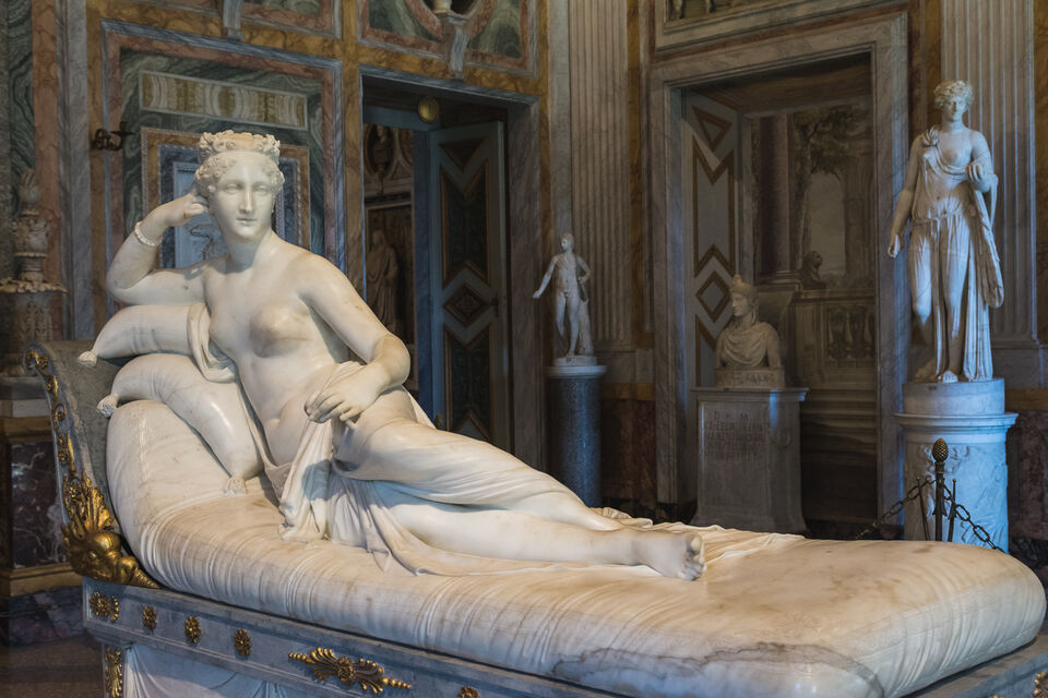 Tickets voor de Galleria Borghese in Rome