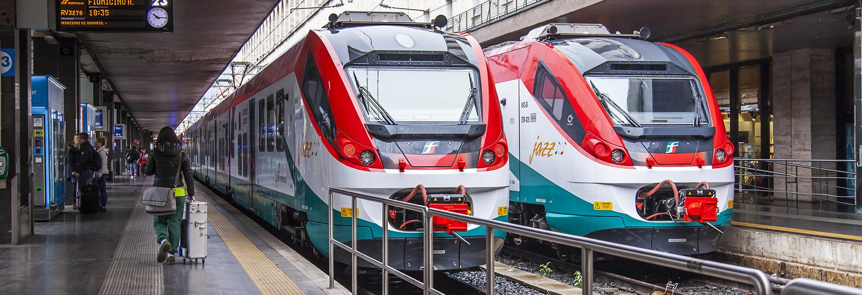 Leonardo Express trein