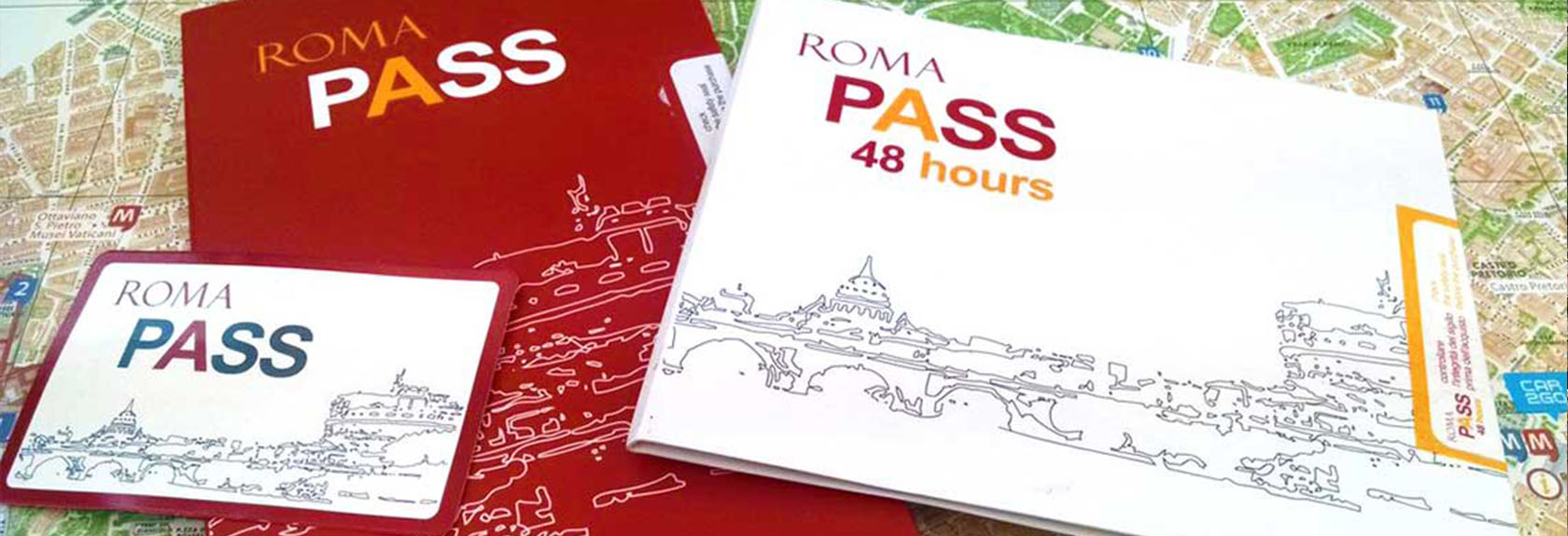 Roma Pass – kortingskaart in Rome