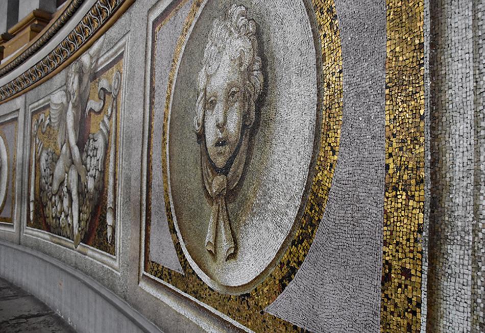 De Sint Pietersbasiliek in Vaticaanstad