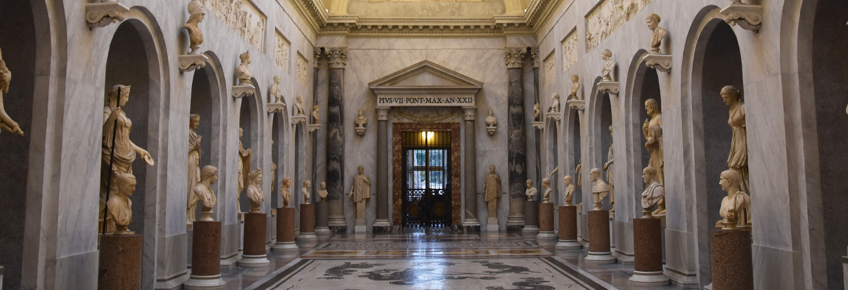 Skip the line tickets Vaticaanse Musea