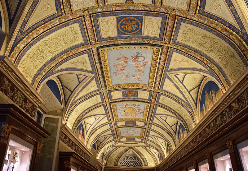 Vaticaanse Musea in Rome
