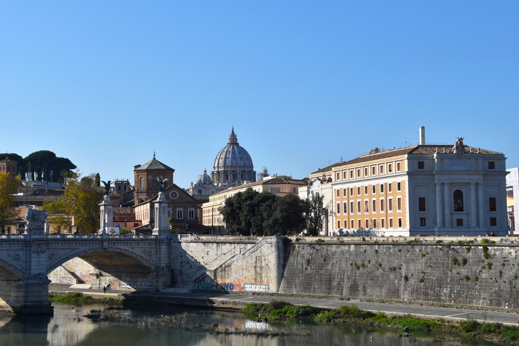 Het weer en klimaat in Rome